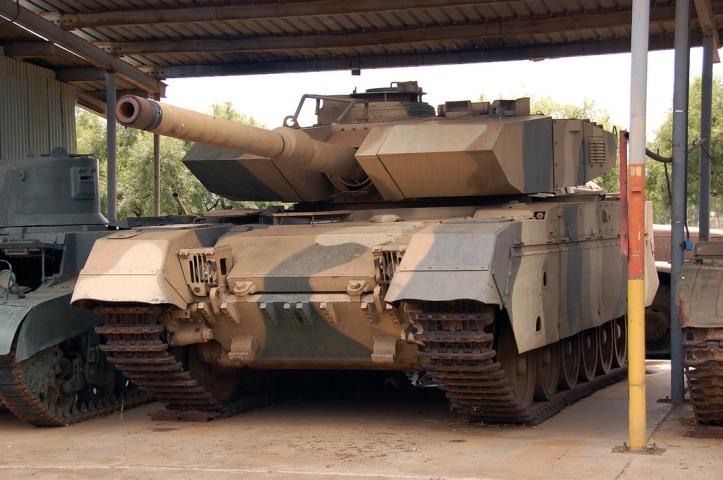 A SADF MBT